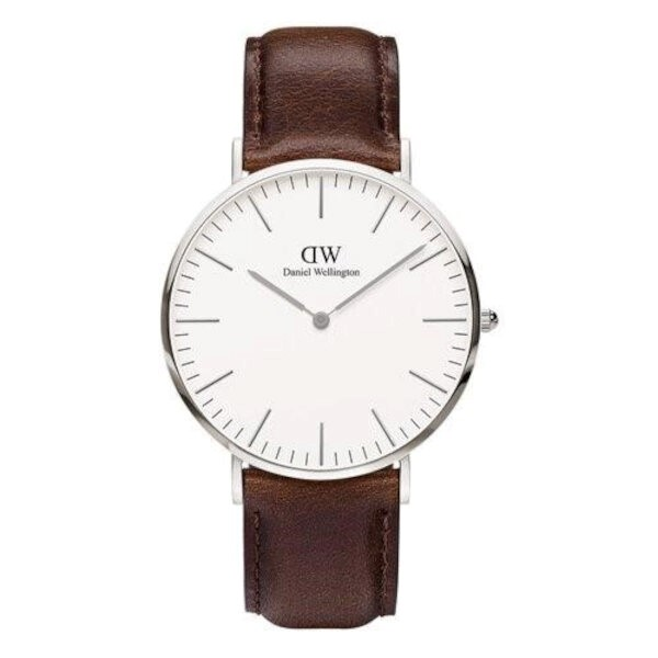 Daniel Wellington Mens Watch (0209DW) - Bristol Classic - 40 mm