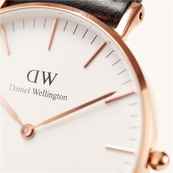 Daniel Wellington Ladies Watch (0507DW) - St. Mawes Classic - 36mm - Indexes