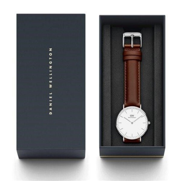 Daniel Wellington Ladies Watch (0607DW) - St. Mawes Classic - Packaging