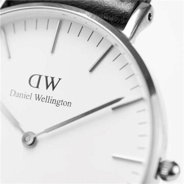 Daniel Wellington Ladies Watch (0607DW) - St. Mawes Classic - Indexes