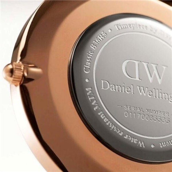 Daniel Wellington Ladie St. Mawes Watch (DW00100035) - Caseback